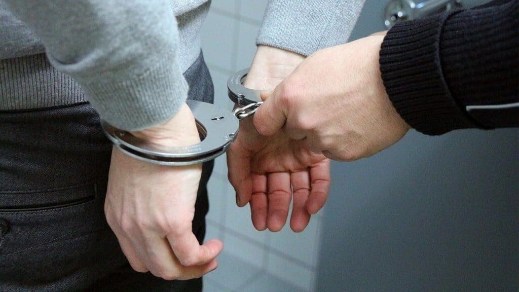 NJ Resisting Arrest