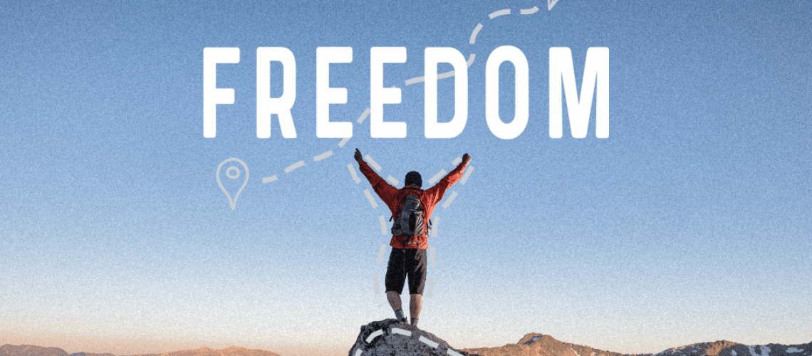 Freedom-Blue